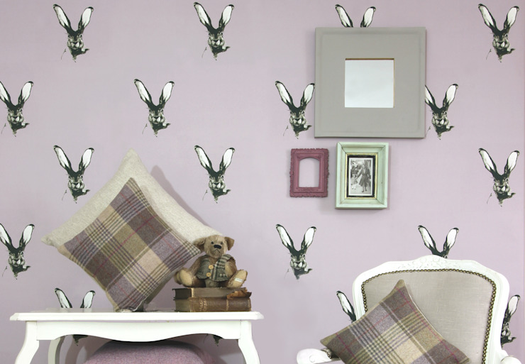 Jackrabbit Wallpaper de Dwelling Bird Rural
