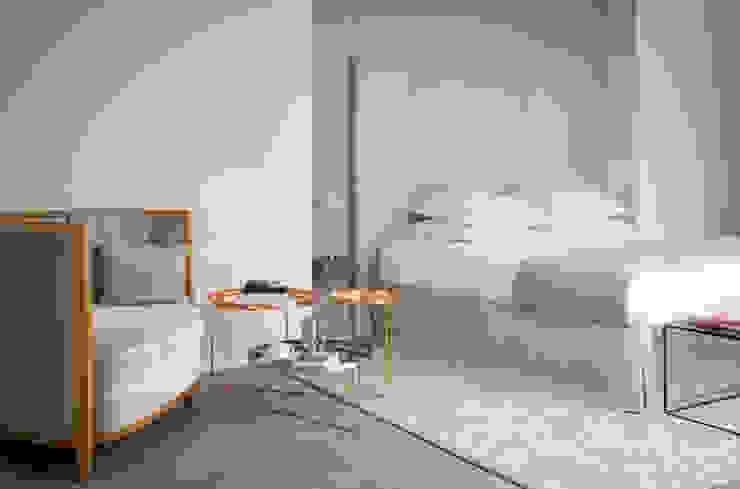 Esprit Sagan - Paris - Studio Putman - 2013 Chambre moderne par Studio Putman Moderne
