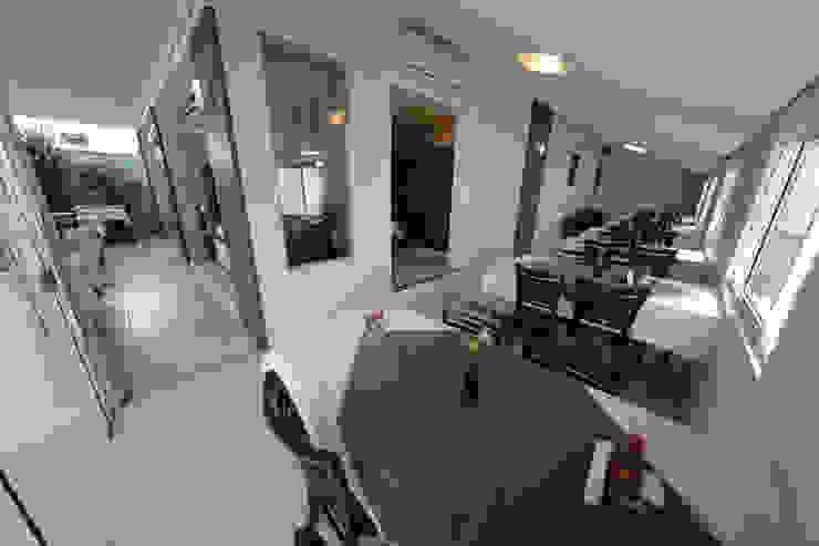 Restaurante Pedrinni Espaços de restauração modernos por Cecyn Arquitetura + Design Moderno
