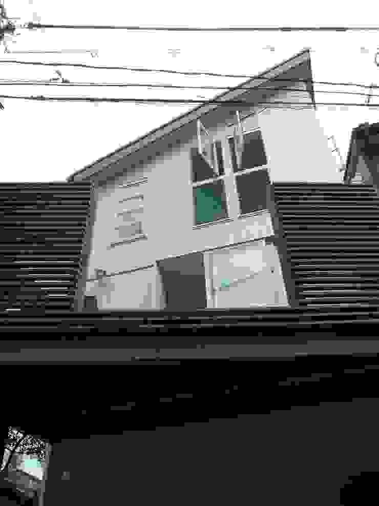 伏見の家 モダンな 家 の 西川真悟建築設計 モダン