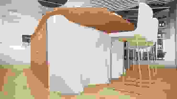 Mesa - Diseño 3D - de EXA4 AEC Soft & Services Moderno