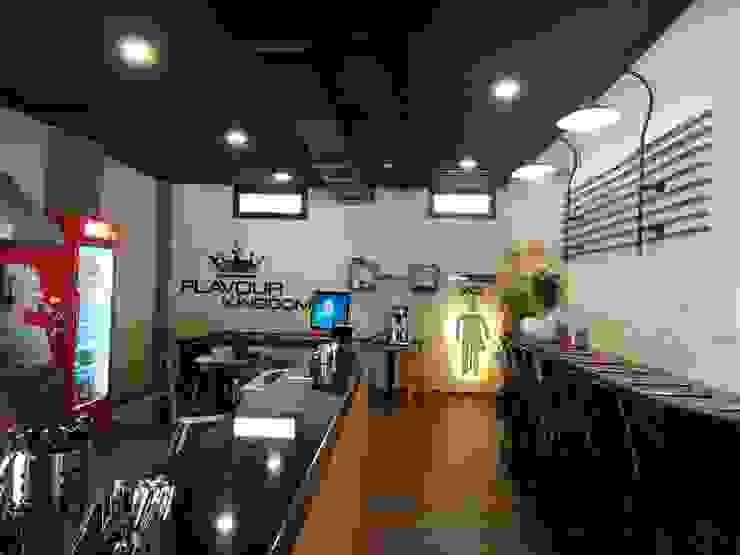 Emre Urasoğlu İç Mimarlık Tasarım Ltd.Şti. – Cozy Burger & Steak - Adana: modern tarz , Modern
