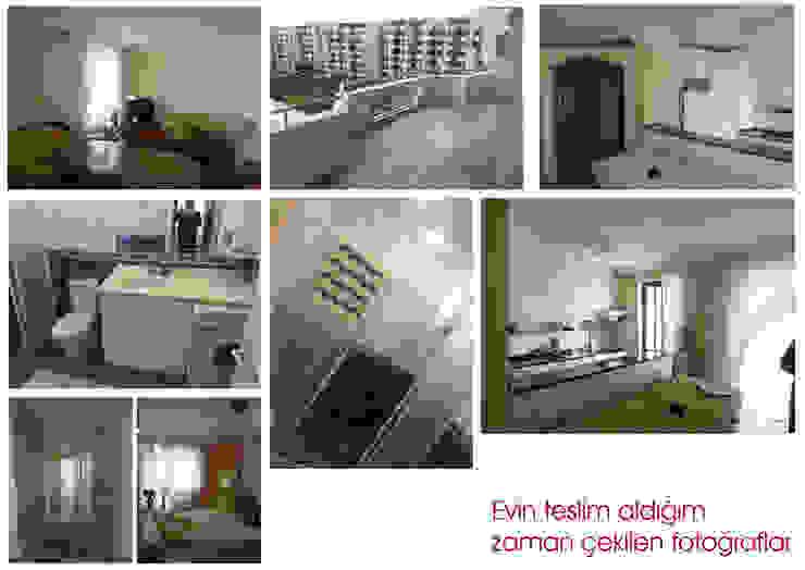 Beyaz Ev - Mersin Çeşmeli Yazlık Projesi Emre Urasoğlu İç Mimarlık Tasarım Ltd.Şti.