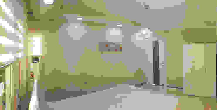 Habitaciones para niños de estilo minimalista de Emre Urasoğlu İç Mimarlık Tasarım Ltd.Şti. Minimalista