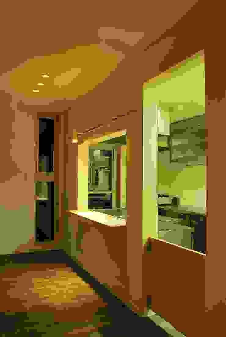 グレイシーズ モダンな キッチン の 西川真悟建築設計 モダン
