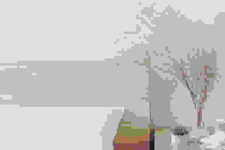 SMIN Rest collection - Concrete planter: SMIN의 현대 ,모던