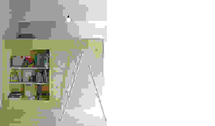 Eklektyczna sypialnia od HANKURA Design Eklektyczny