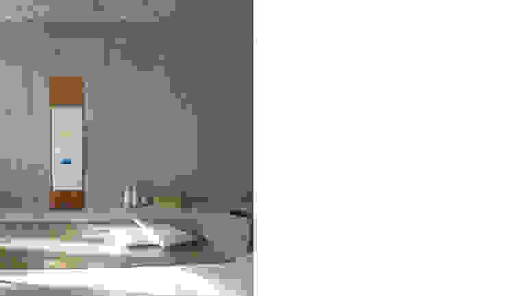 Eklektyczny salon od HANKURA Design Eklektyczny