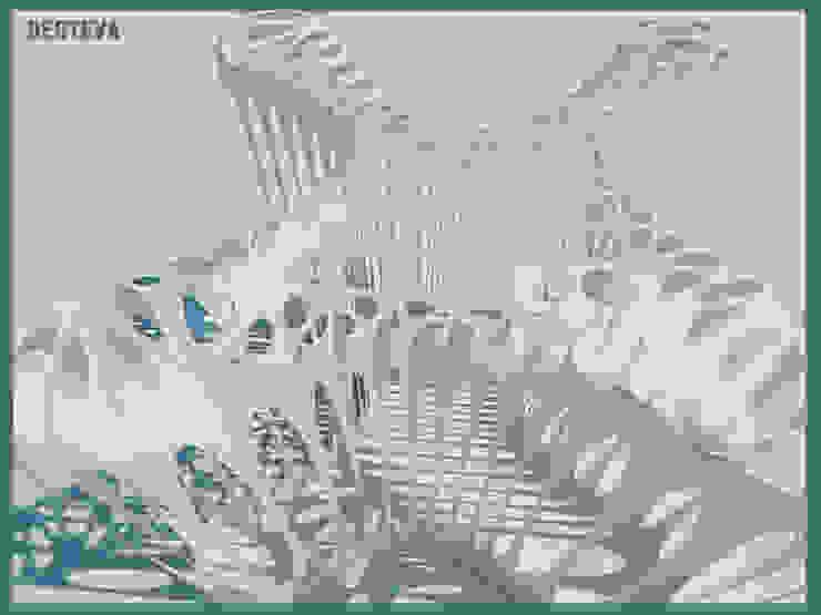 Параметрические зарисовки от TOCHKA