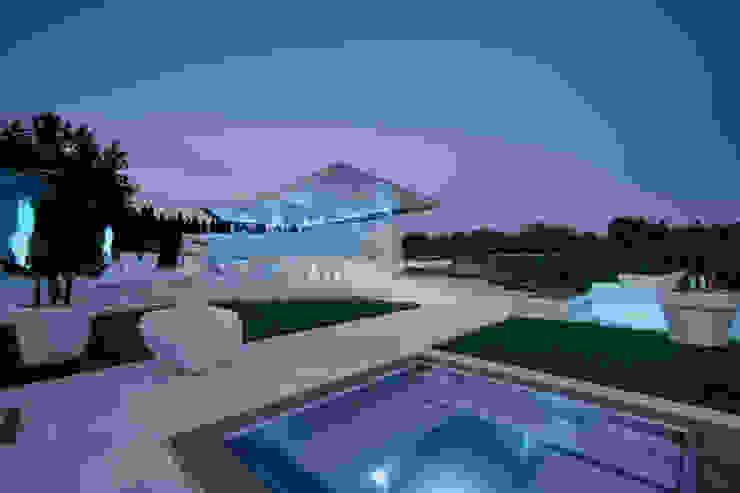 Jardin moderne par KARL+ZILLER Architektur Moderne