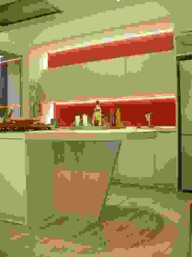 Cucina Häcker – Oderzo (TV) di Simone Battistotti - SB design
