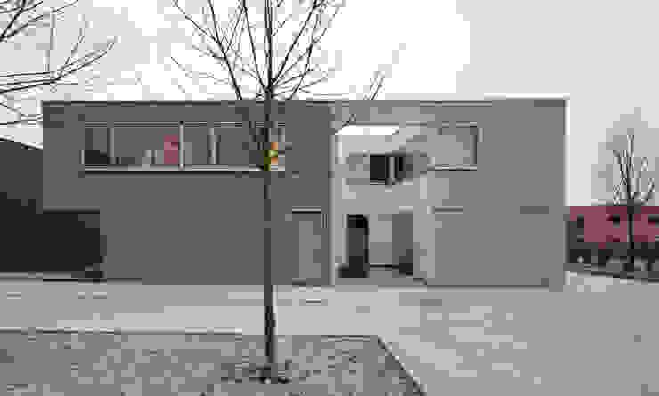 neues bauen am horn Moderne Häuser von Osterwold°Schmidt EXP!ANDER Architekten Modern