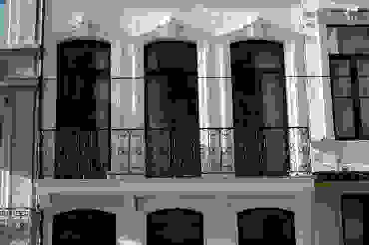 Project inrichting Herenhuis Antwerpen Klassieke huizen van Antequercus Klassiek