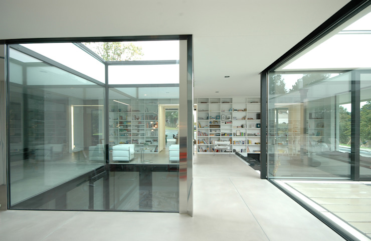 by Osterwold°Schmidt EXP!ANDER Architekten Minimalist