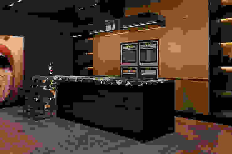 Paris apartment Кухни в эклектичном стиле от Виталий Юров Эклектичный
