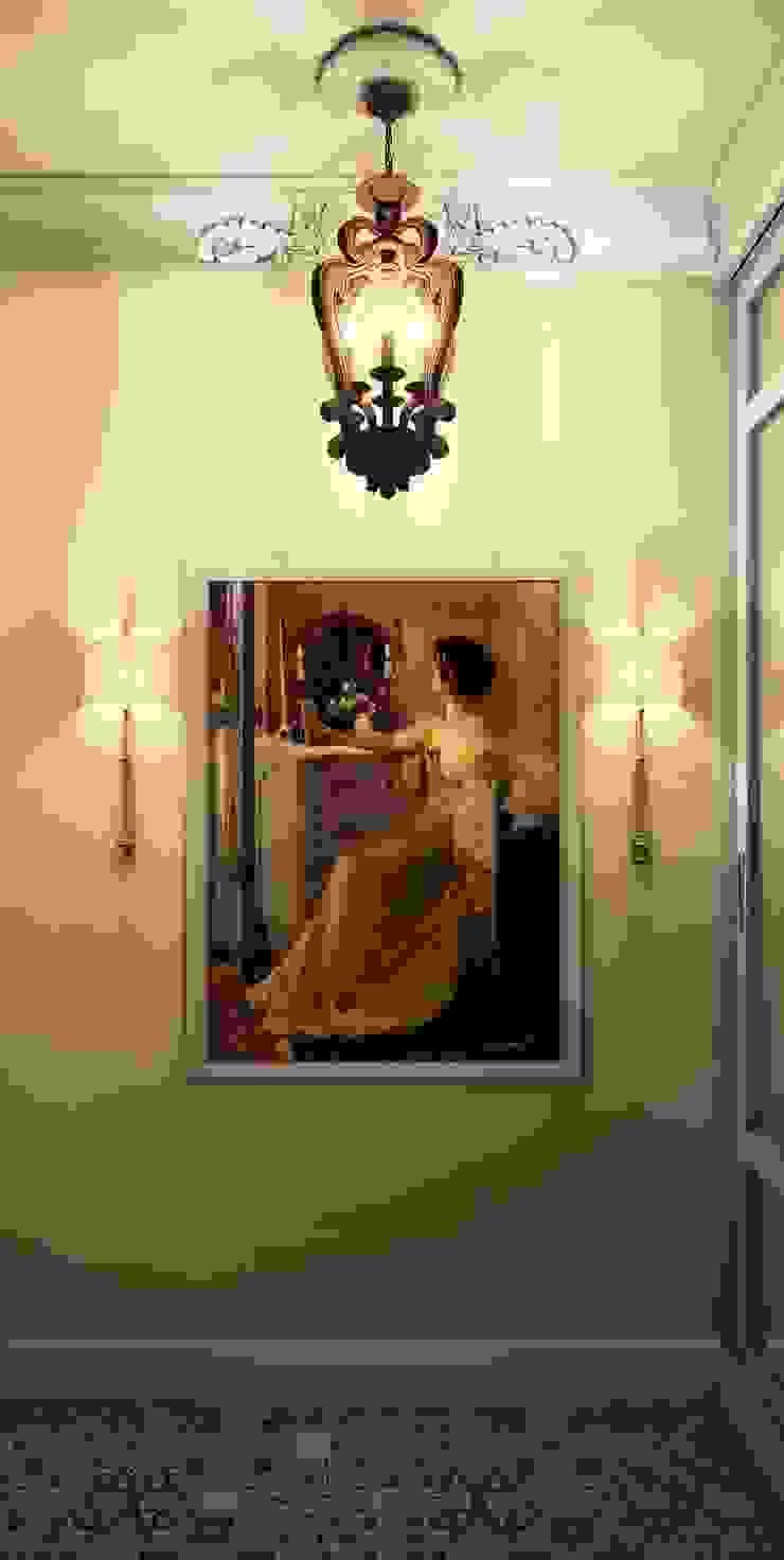 Koridor & Tangga Gaya Eklektik Oleh Marina Sarkisyan Eklektik
