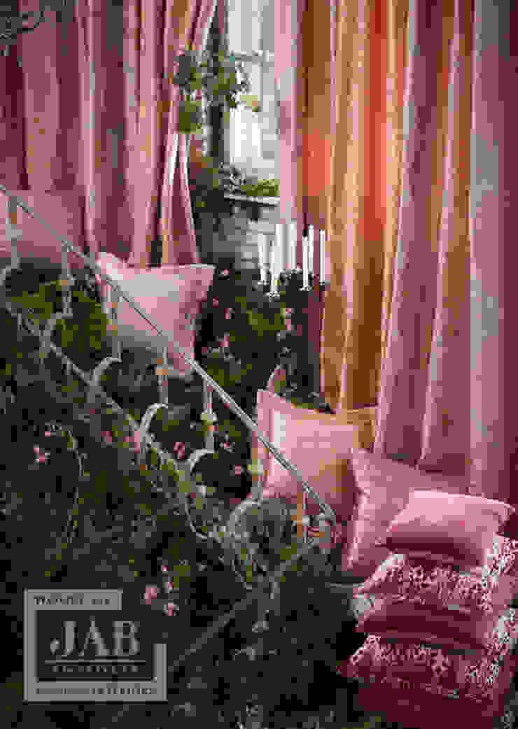 JAB Grandezza Vol.9 Collection Spring 2015: modern  door House of JAB by Verstappen Interiors, Modern