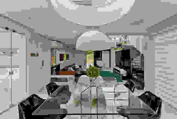 Moderne Esszimmer von Espaço do Traço arquitetura Modern