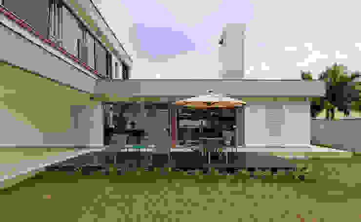 Moderner Garten von Espaço do Traço arquitetura Modern