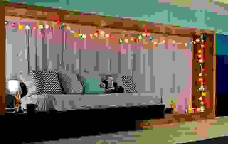 Детская комната в стиле модерн от Espaço do Traço arquitetura Модерн