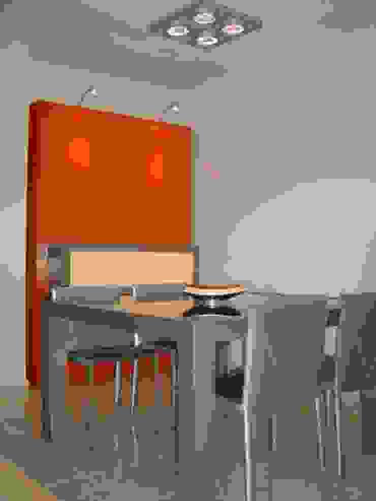 Proyectos y Mobiliario Comedores de estilo moderno de DEKMAK interiores Moderno