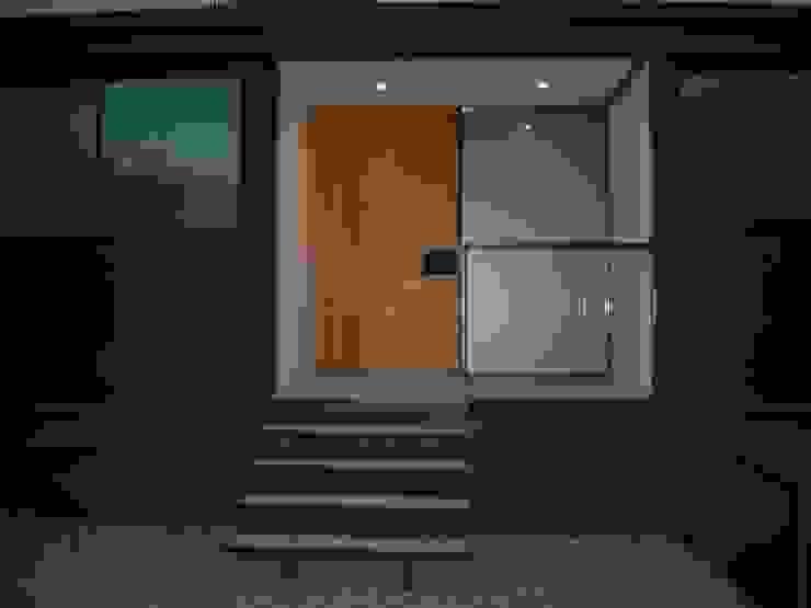 Proyectos y Mobiliario Puertas y ventanas de estilo moderno de DEKMAK interiores Moderno