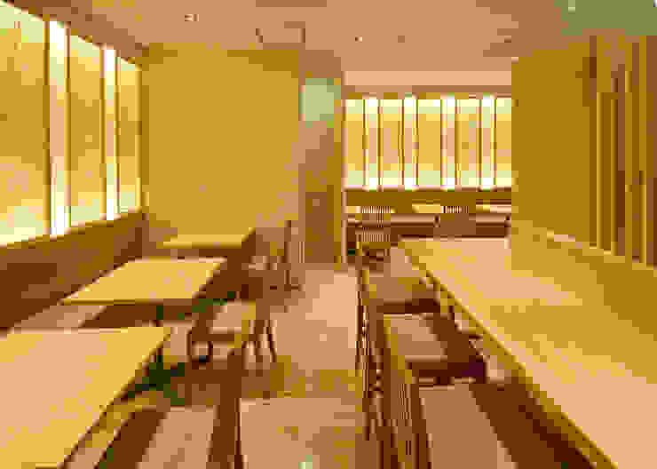 Japanese Restaurant UTAROU オリジナルなレストラン の INTERFACE オリジナル