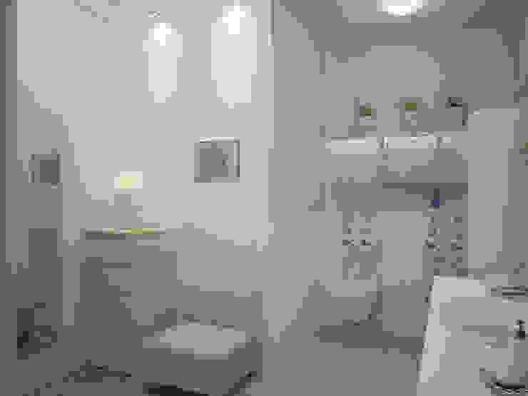 Ванная комната Ванная комната в стиле минимализм от Арте Минимализм