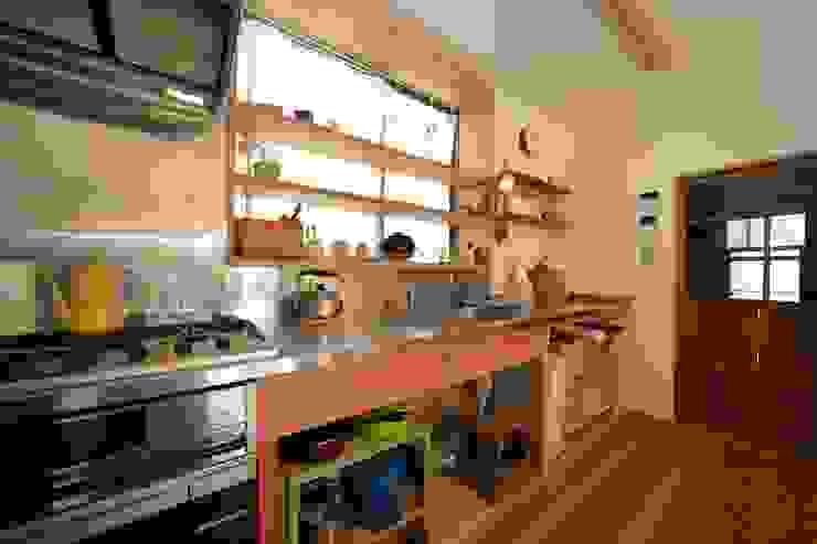 Kitchen by 齋藤正吉建築研究所, Scandinavian