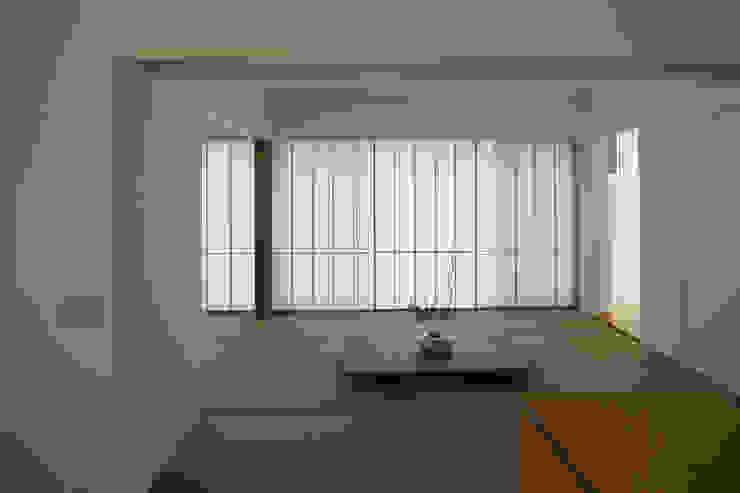 小矢部の家 モダンデザインの 多目的室 の 深山知子一級建築士事務所・アトリエレトノ モダン