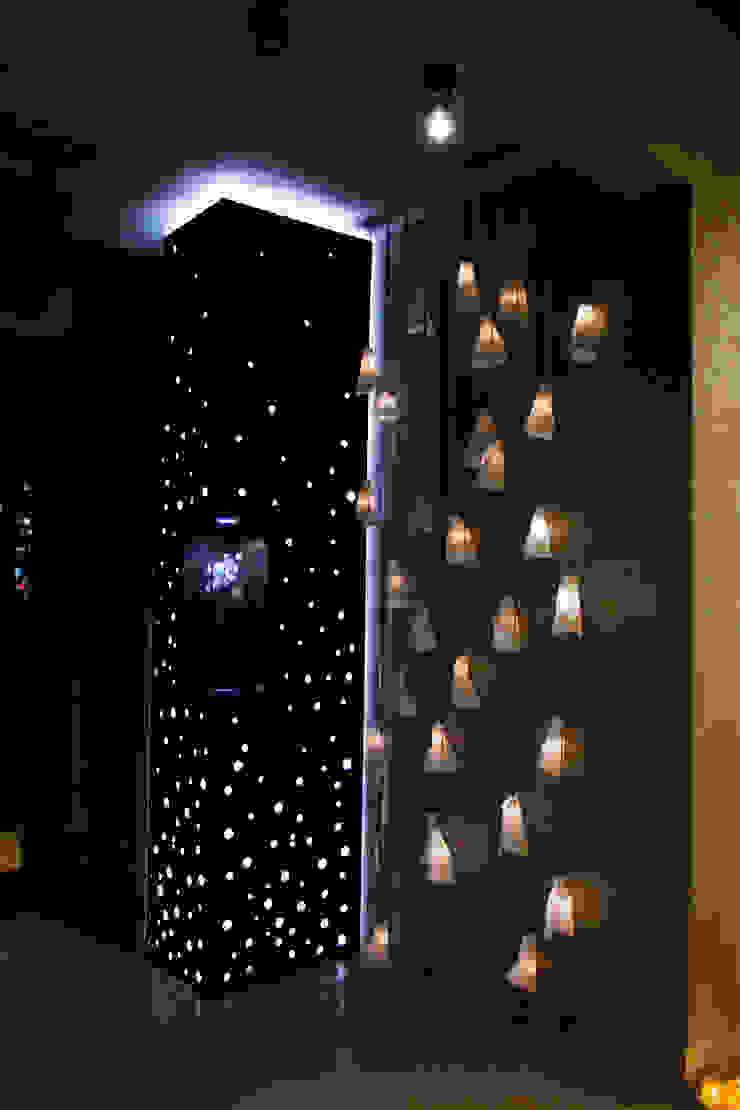 Салон красоты Domenico Castello Стены и пол в стиле модерн от Fineobjects Модерн
