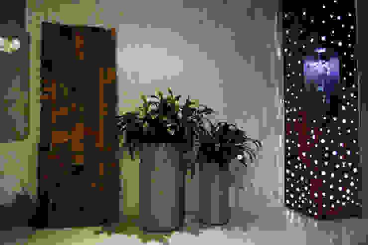 Салон красоты Domenico Castello Коридор, прихожая и лестница в модерн стиле от Fineobjects Модерн
