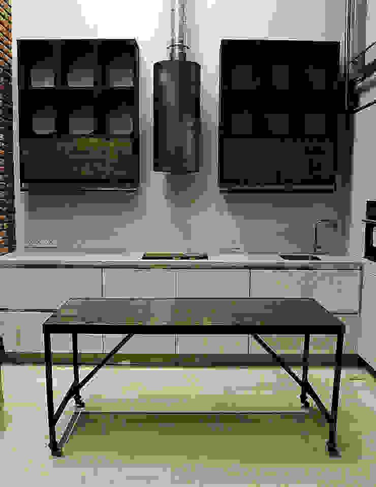 мебель в стиле ЛОФТ:  в современный. Автор – Fineobjects, Модерн