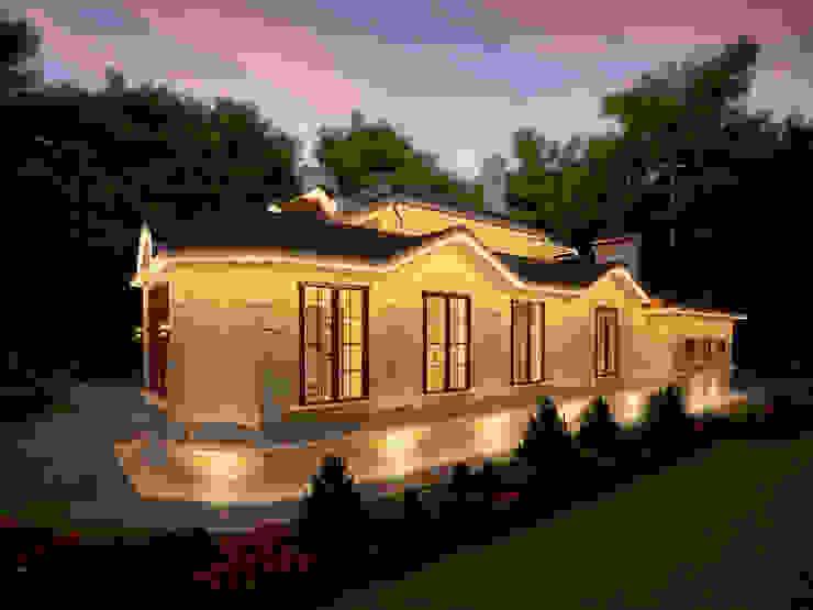 Фасад главного дома Дома в классическом стиле от Y&S ARCHITECTURE – INTERIOR DESIGN Классический