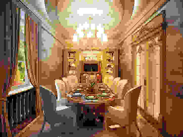 Столовая Столовая комната в классическом стиле от Y&S ARCHITECTURE – INTERIOR DESIGN Классический