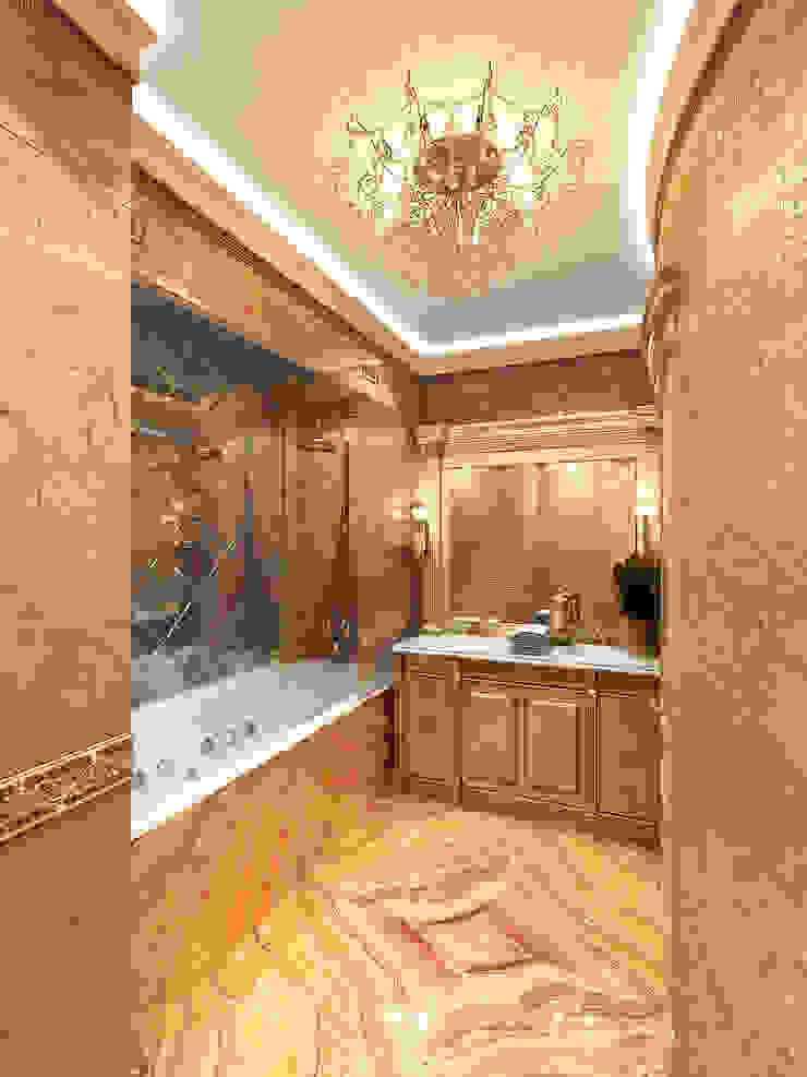 Гостевой санузел Ванная в классическом стиле от Y&S ARCHITECTURE – INTERIOR DESIGN Классический
