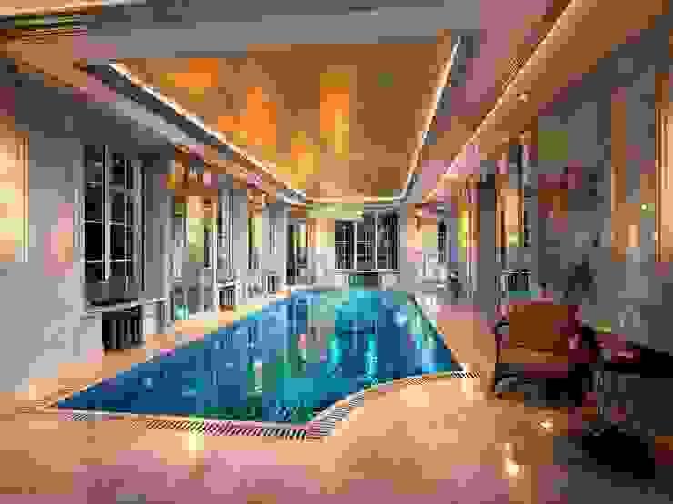 Бассейн Бассейн в классическом стиле от Y&S ARCHITECTURE – INTERIOR DESIGN Классический