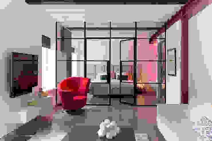 Schelpstraat Den Haag Moderne slaapkamers van Architectenbureau Filip Mens Modern