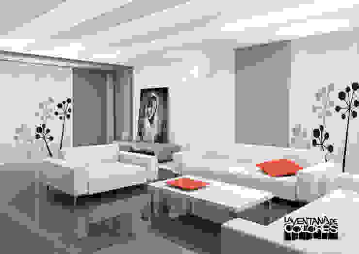 LA VENTANA DE COLORES Hôtels minimalistes
