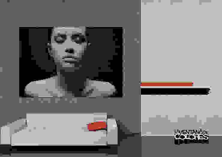 LA VENTANA DE COLORES Locaux commerciaux & Magasin minimalistes