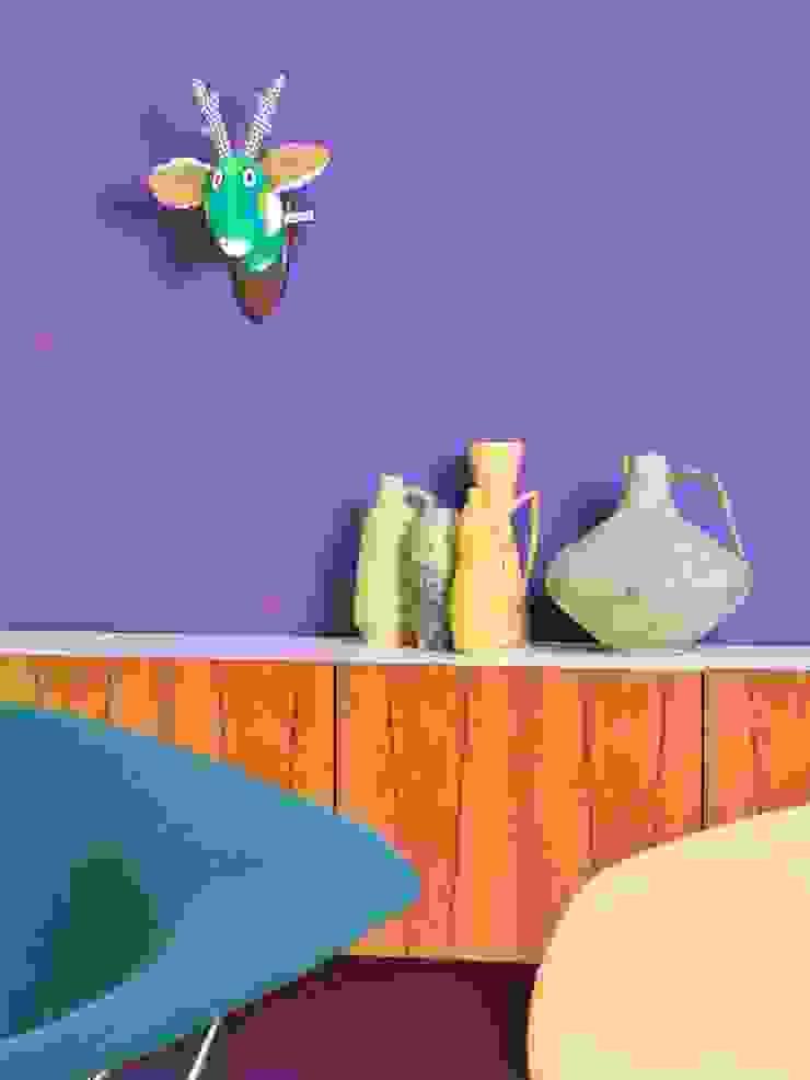 Ole passt in jede Umgebung Kuschelwerk WohnzimmerAccessoires und Dekoration