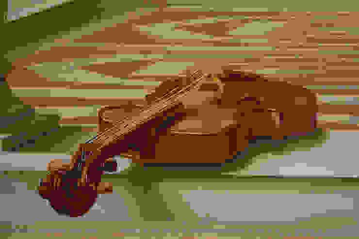 """Trompe l'oeil """"La corte"""" di Artmande Classico"""