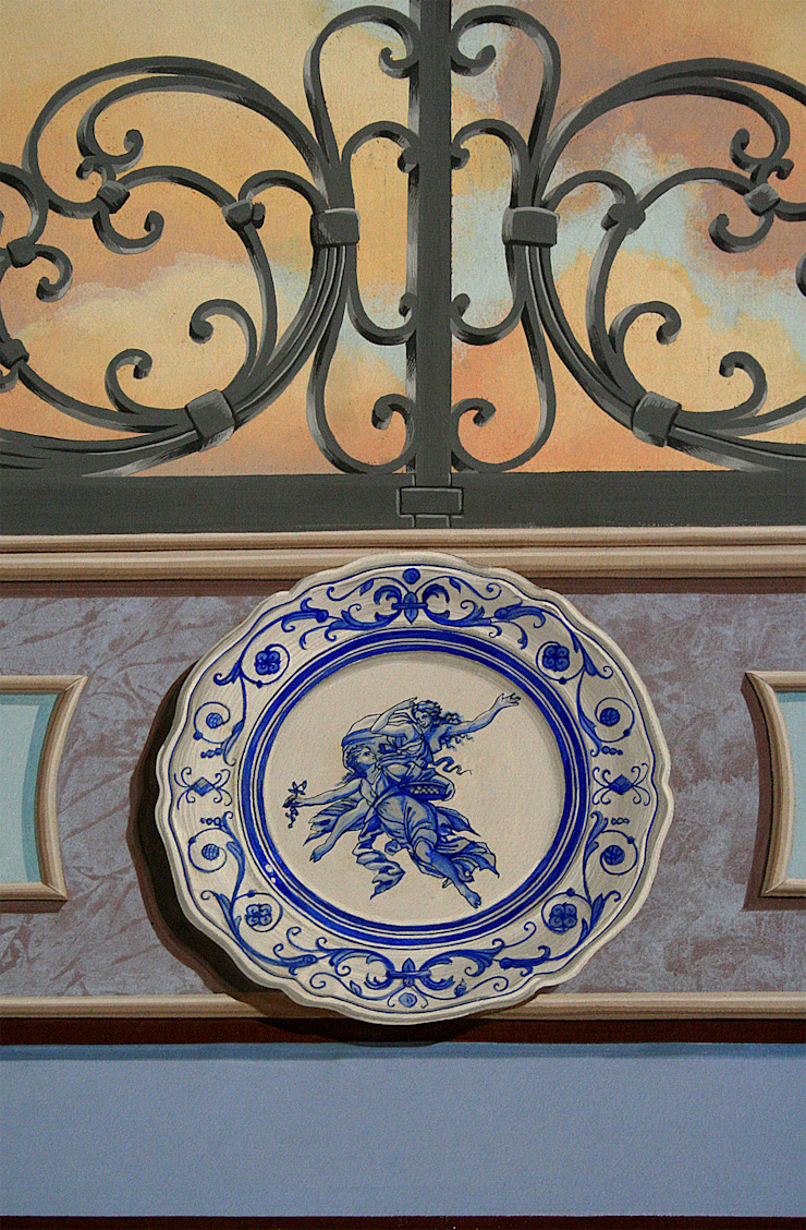 """Soffitto""""Gazebo"""" di Artmande Classico"""