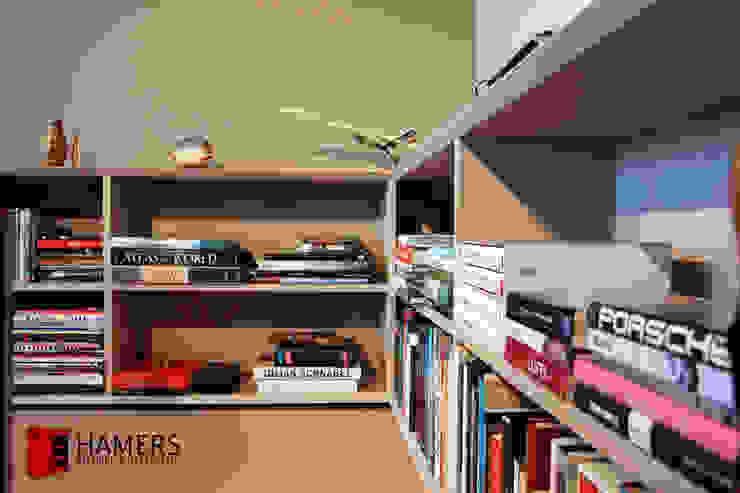 Bookcase Hamers Meubel & Interieur WoonkamerKasten & dressoirs