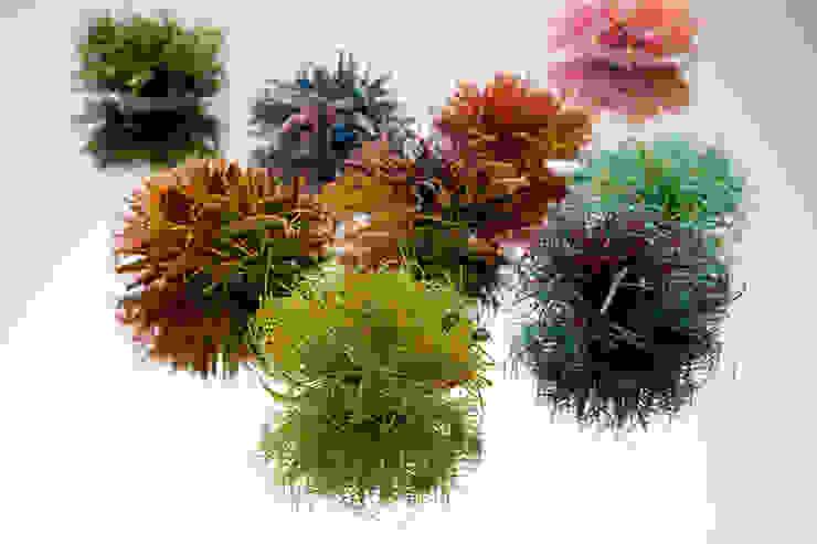 코사지: Salvia Garden의 현대 ,모던