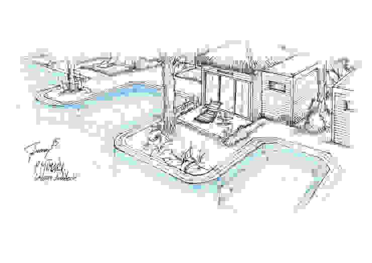 Lagoon Villas Concept Nota Tasarım Peyzaj Mimarlığı Ofisi