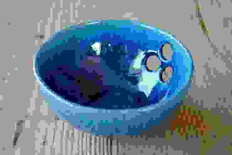 Ayşe Şakarcan Ceramics – Delikli Kase : modern tarz , Modern