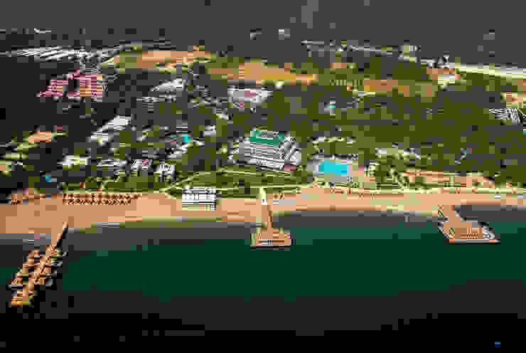 Nirvana Lagoon Villas Suites & SPA Nota Tasarım Peyzaj Mimarlığı Ofisi