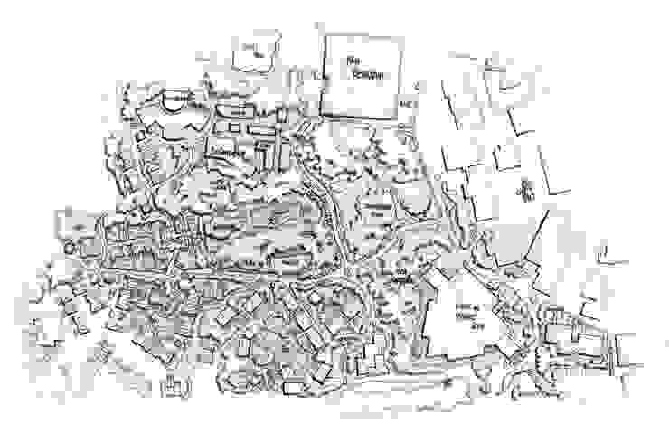 Main Plan Concept Nota Tasarım Peyzaj Mimarlığı Ofisi