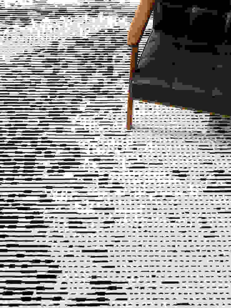 [디자인카페트,수묵화카페트,미니멀인테리어] ENCRE : CAURA CARPET의 아시아틱 ,한옥